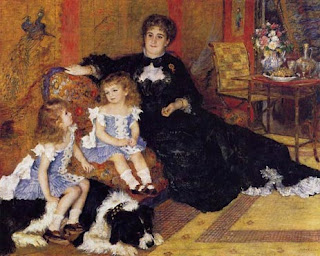 Madame and Daughters