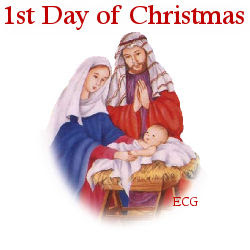 1st Day of Christmas