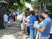 40 Days Rosary Rally