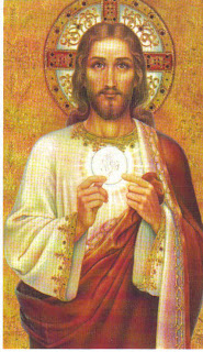Jesus Eucharist