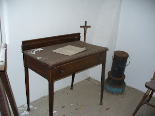 Don Bosco's Desk
