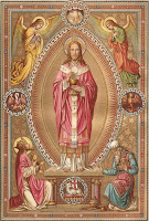 Eucharistic Jesus 