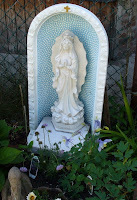 BVM Statue