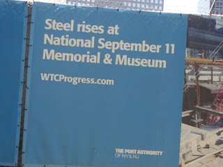 Ground Zero Sign