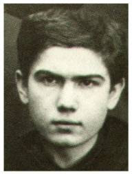 Very Young St. Maximilian Kolbe