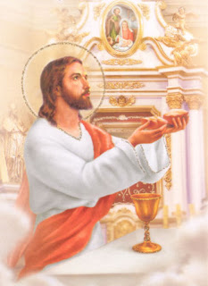 Jesus - Eucharist