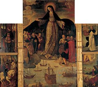 La Virgen de los Navegantes