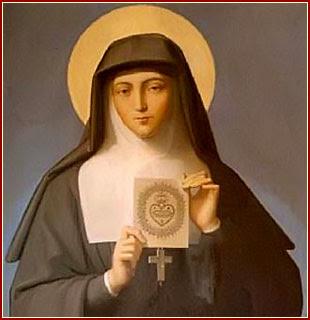 Santa Margarita Maria Alacoque