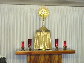 Blessed Sacrament OLOGC
