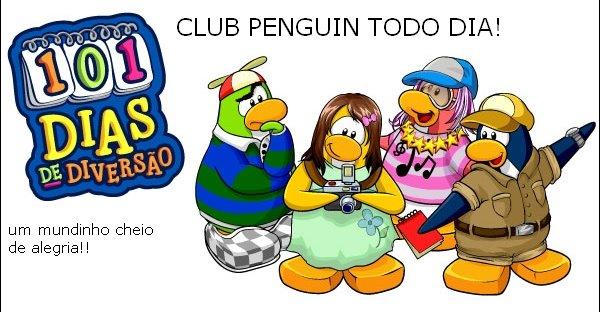 Club Penguin Todo Dia!