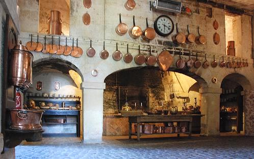 El castillo de la bruja truja cocina - Cocinas castillo ...