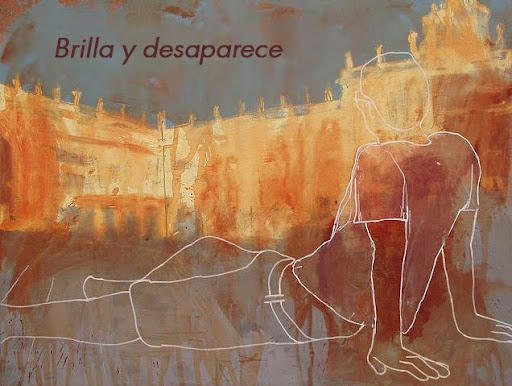 Brilla y desaparece