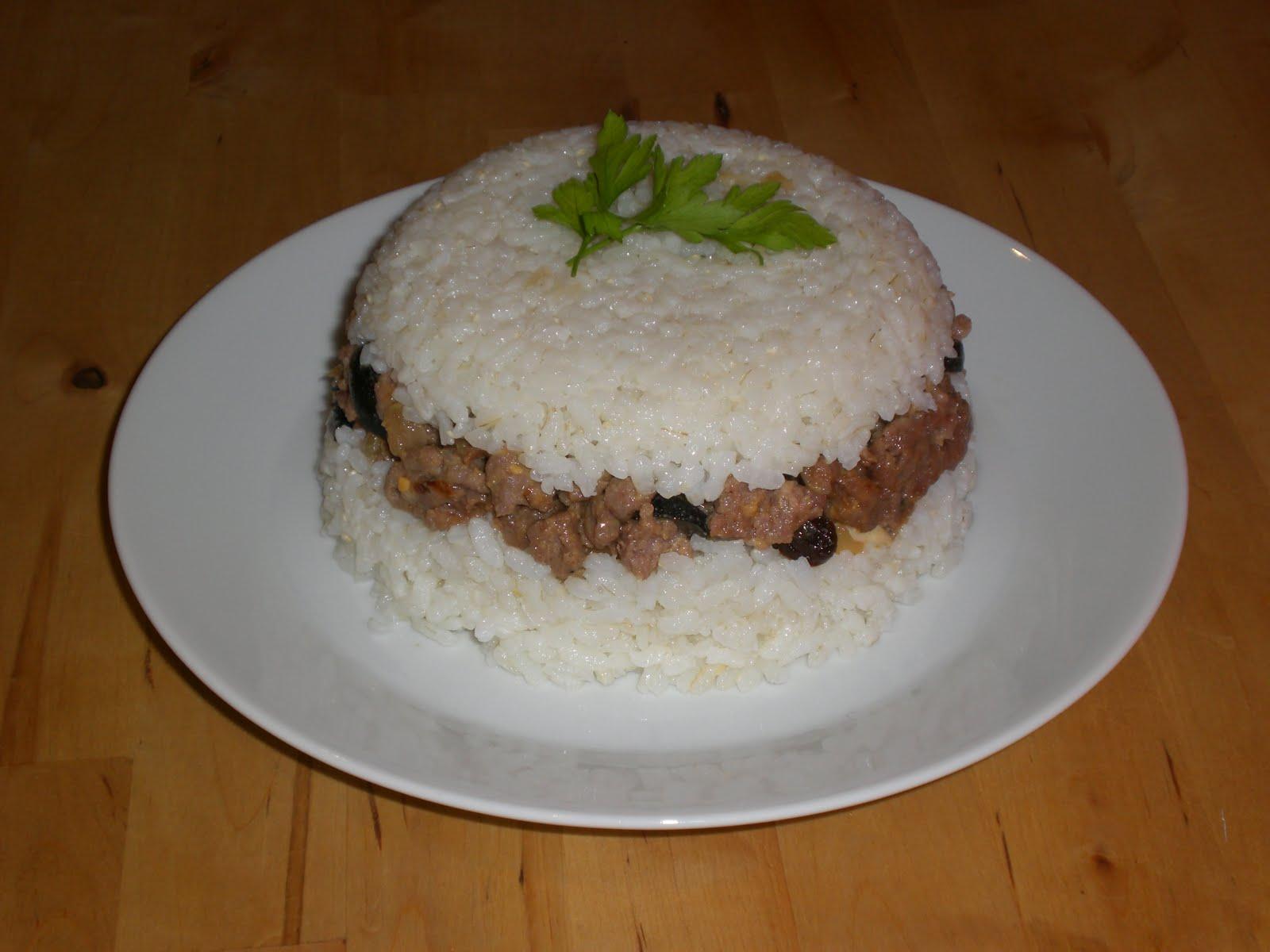 Arroz tapado receta fácil y gratis - Cocina Recetas