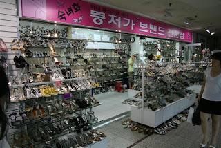 Centimeters Shoe Size