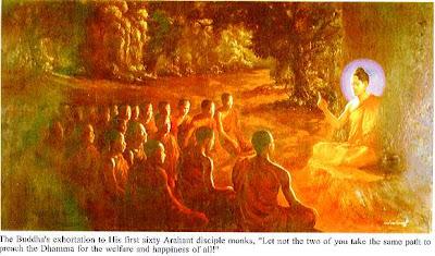 Theravada I Mahayana Budizam Religije