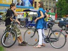 Najbardziej szykowni łódzcy rowerzyści w czerwcu