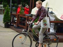 Najbardziej szykowny łódzki rowerzysta w czerwcu
