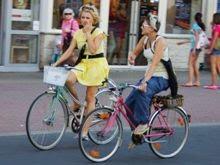 Najbardziej szykowni łódzcy rowerzyści w sierpniu