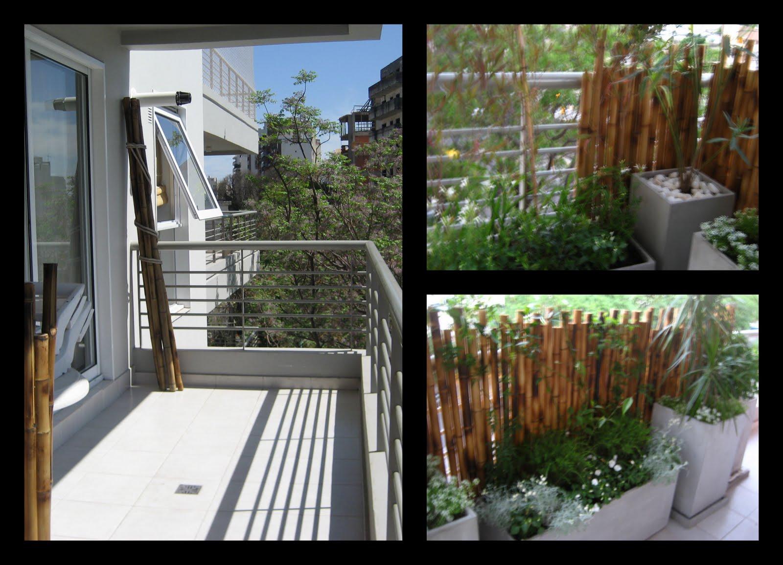 Planificaci n de espacios verdes balcones ii for Jardines verticales en balcones