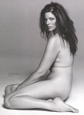 Kate Dillon dans le magazine Elle