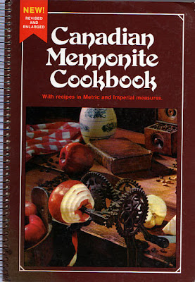 Canadian Mennonite Cookbook