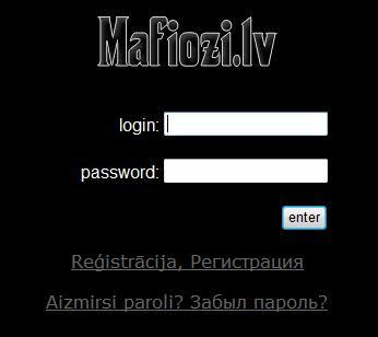 mafiozi.lv