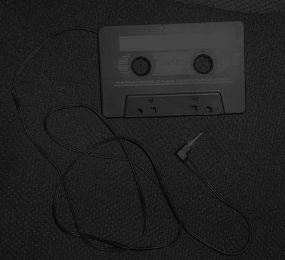 kasetes adapteris