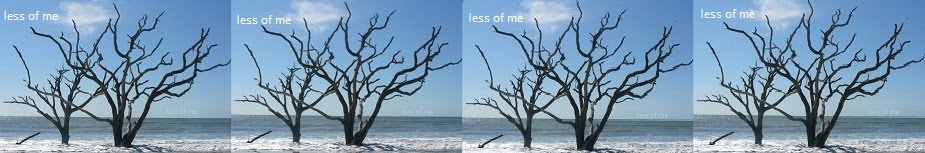 less of me