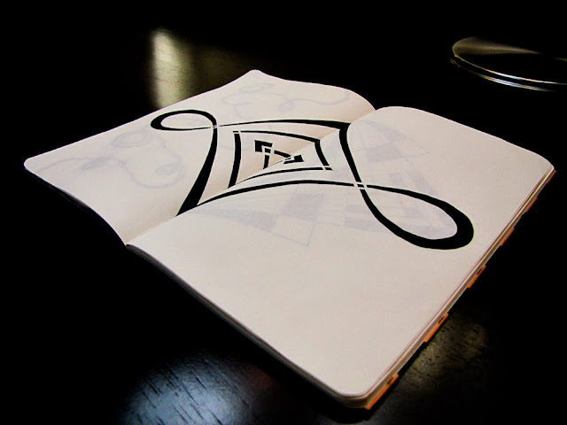 Sketchbook Project 2011