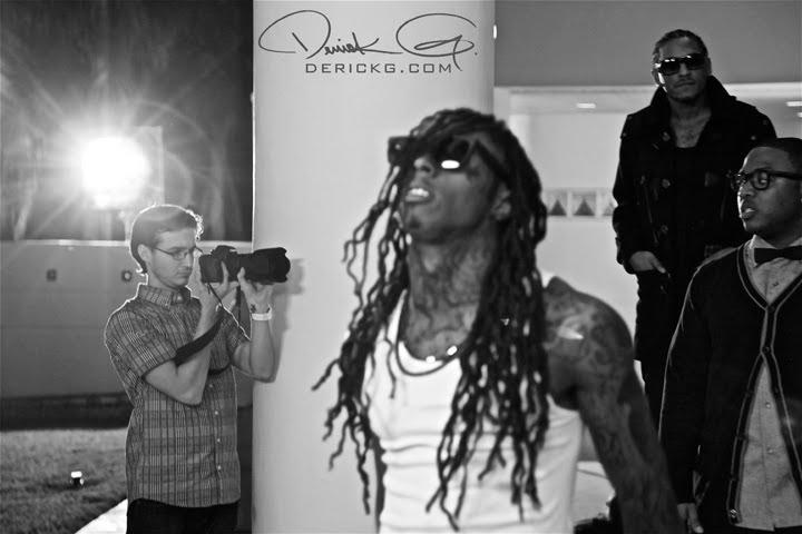 bedrock  music video