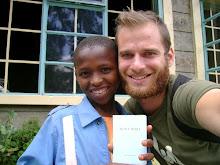 Missionary Matt in Africa