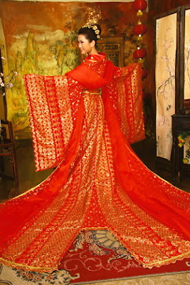 Wedding Gown In China