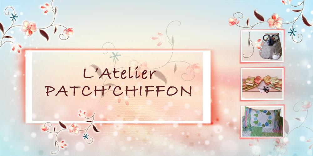 Atelier PATCH'CHIFFON