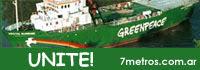 Unite a Greenpeace