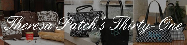 Theresa Patch's Thirty-One Blog