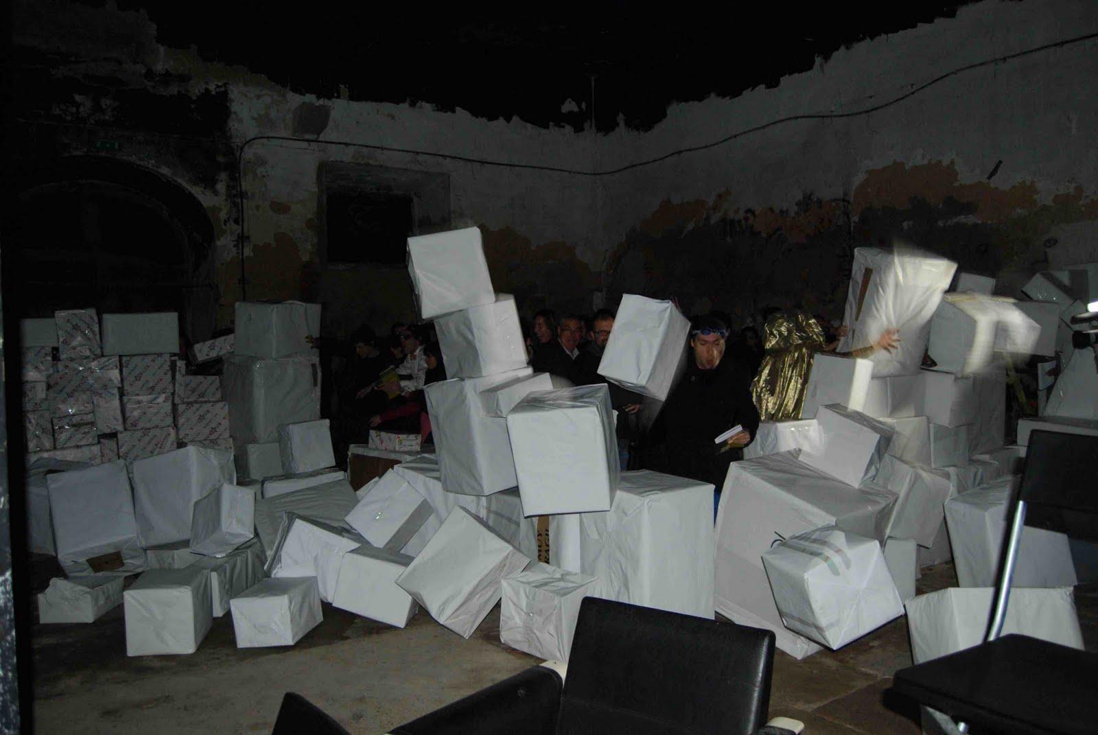 Os Jovens Russos Falam de Problemas Eternos - Segundo Acto