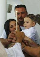 Janaína e família