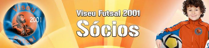 Viseu Futsal 2001 - Sócios
