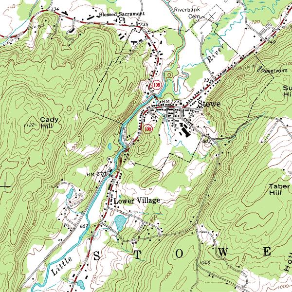 Image Topographie