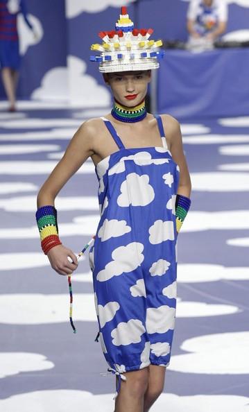 Le Ciel. La Rue... Santé: A Different Kind of Couture