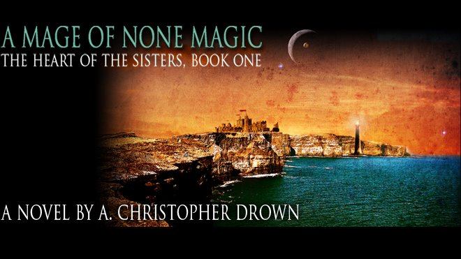 A Mage of None Magic - Excerpt: Ennalen