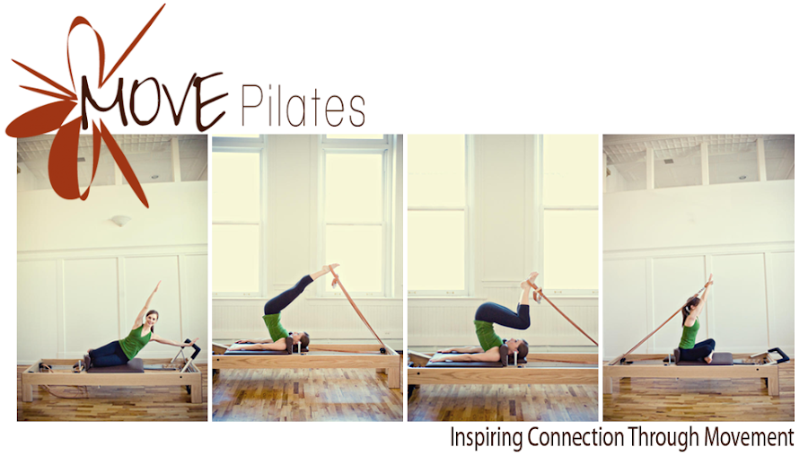Move Pilates Blog