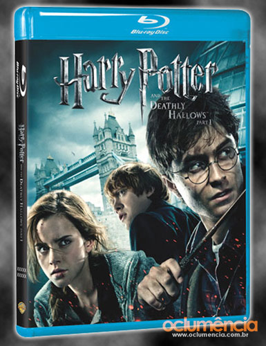 DVD and Blu-ray of 'Deathly Hallows - Part 1' are expected to be released