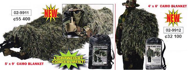 Articulos para camping pezca y caza camuflaje - Articulos de caza milanuncios ...