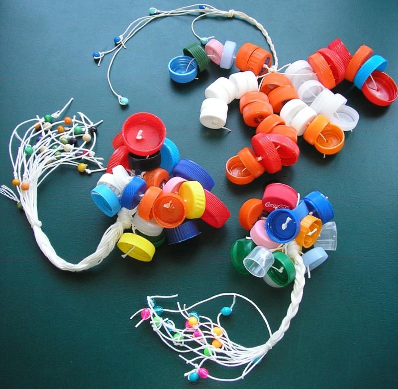 Ork 39 idea atelier recupero della plastica musica strumenti musicali fai da te - Casa plastica per bambini ...