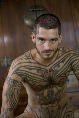 Infantasia october 2009 for Tattoos for gay men