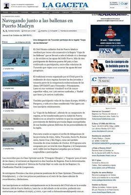 El blog de nelson puerto madryn la gaceta de tucum n - La gaceta tucuman ...