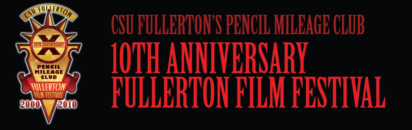 CSUF Pencil Mileage Club Film Festival