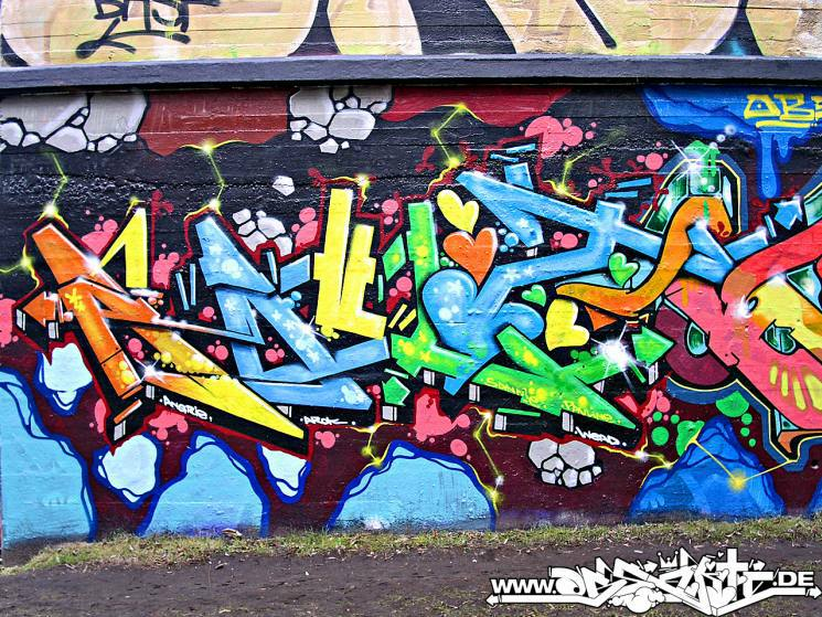 Graffiti Art Adult OBS Crew