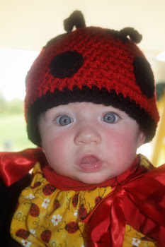 My Little Ladybug Hat